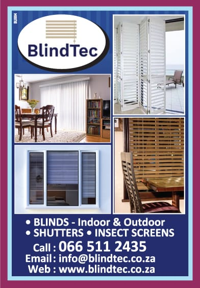 BlindTec Blinds, Shutters and Insect/Monkey Screens