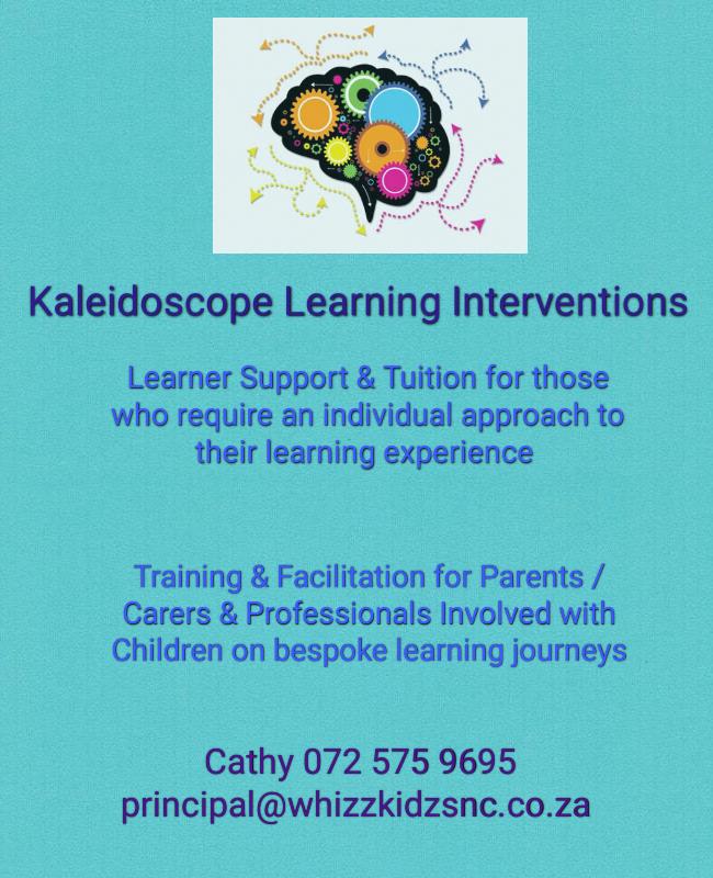 Kaleidoscope Learning Interventions